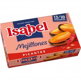 Mejillones picantes Isabel 69 g.