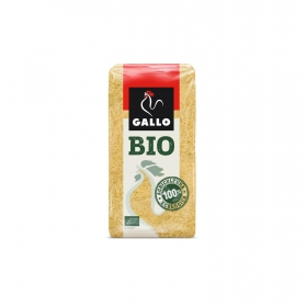 Fideo ecológico Gallo 500 g.