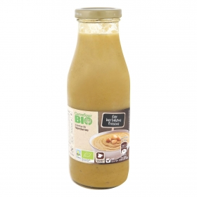 Crema de verduras ecológica Carrefour Bio 500 ml.