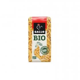Macarrones ecológicos Gallo 500 g.