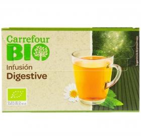 Infusión digestive en bolsitas ecológica Carrefour Bio 20 ud.