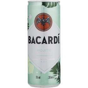 Combinado Bacardí mojito lata de 25 cl.