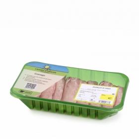 Solomillo de conejo Carrefour Calidad y Origen bandeja 400 g aprox