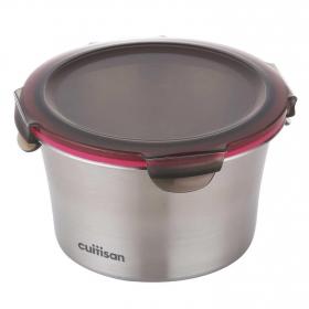 Hermético Rectangular Metal CUITISAN CANDL 920 ml - Metalizado