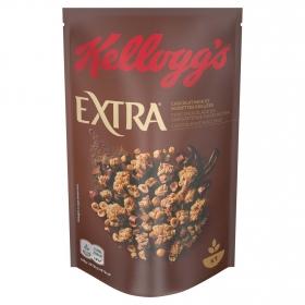 Cereales crujientes con pepitas de chocolate Extra Kellogg's 55 g.