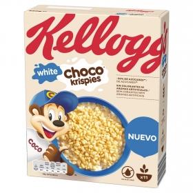 Cereales de arroz con chocolate blanco Choco Krispies Kellogg's 350 g.