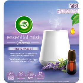 Ambientador lavanda relajante Essential Mist aparato y recambio Air Wick 1 ud.