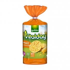 Tortitas de maíz Gullón 130 g.