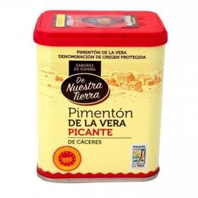 Pimentón picante De Nuestra Tierra 70 g.