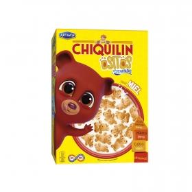 Galletas de cereales con miel Ositos Chiquilín 450 g.