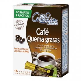 Café quema grasas Juvamine 16 ud.