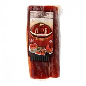 Lomo embuchado trozos Villar 360 g.
