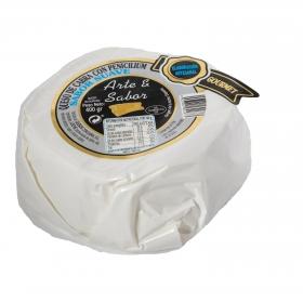 Queso de cabra con penicilium sabor suave Arte y Sabor 400 g