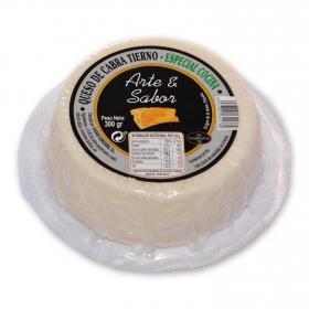Queso de cabra tierno Arte y Sabor 300 g