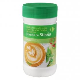Edulcorante de mesa con extracto de stevia Carrefour 75 g.