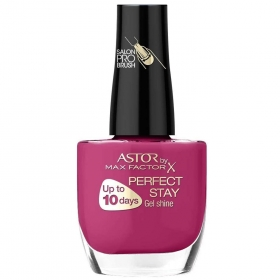 Esmalte de uñas perfect stay gel shine 216 tropical pink Max Factor 1 ud.