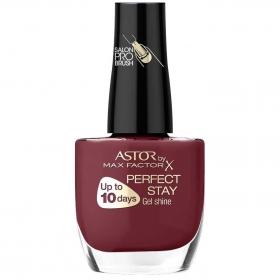 Esmalte de uñas perfect stay gel shine 305 lacque it red Max Factor 1 ud.