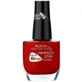 Esmalte de uñas perfect stay gel shine 303 rojo passion Max Factor 1 ud.
