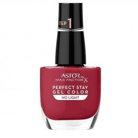 Esmalte de uñas perfect stay gel color 019 fashionably red Max Factor 1 ud.