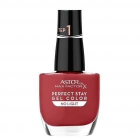 Esmalte de uñas perfect stay gel color 133 vamp red Max Factor 1 ud.