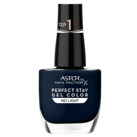 Esmalte de uñas perfect stay gel color 135 fierce blue Max Factor 1 ud.