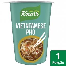 Noodles Asian Vietnamese Pho Knorr sin glutamato 60 g.