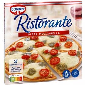 Pizza mozzarella Ristorante Dr. Oetker 335 g.