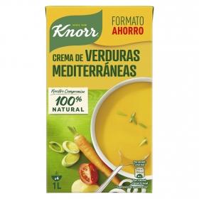 Crema de verduras mediterráneas Knorr 1 l.