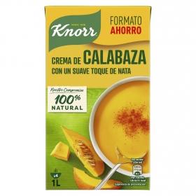 Crema de calabaza con un suave toque de nata Knorr 1 l.