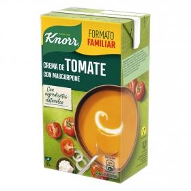 Crema de tomate con queso mascarpone Knorr 1 l.