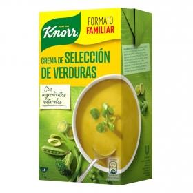 Crema selección de verduras Knorr 1 l.