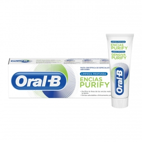 Dentífrico Encías Porify Oral-B 75 ml.
