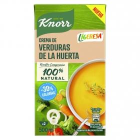 Crema de verduras de la huerta Knorr 500 ml.
