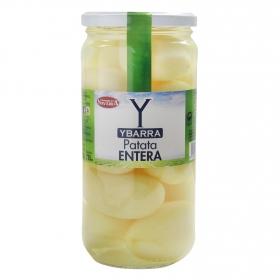 Patata entera Ybarra 360 g.