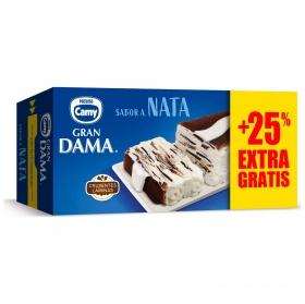 Tarta helada de nata Gran Dama Nestlé Helados 1 l.