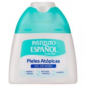 Gel de baño de viaje para pieles atópicas Instituto Español 100 ml.
