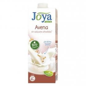 Bebida de avena sin azúcares añadidos ecológica Joya brik 1 l.