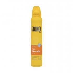 Espuma Fijadora fuerte Giorgi 200 ml.