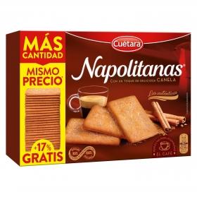 Galletas napolitana Cuétara 500 g.