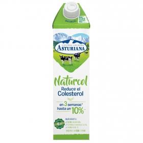 Bebida láctea desnatada Naturcol Central Lechera Asturiana brik 1 l.