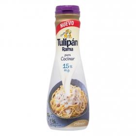 Nata para cocinar Tulipán 250 ml.