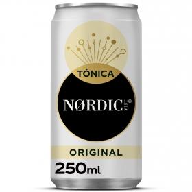Tónica Nordic Mist lata 25 cl.