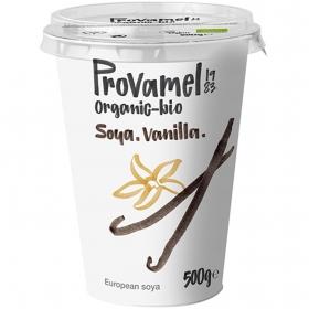 Preparado de soja sabor vainilla ecológico Provamel 500 g.