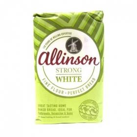 Harina de trigo fuerte Allison 1,5 kg.
