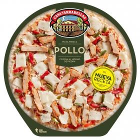 Pizza de pollo Casa Tarradellas 410 g.