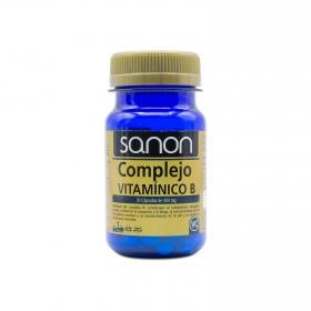 Complemento vitamínico B Sanon 30 cáspulas