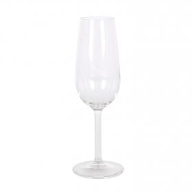 Copa Champagne JADE 20cl - Transparente