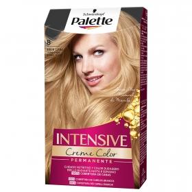 Tinte intense color cream 8 rubio claro Palette 1 ud.