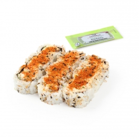 Spicy cali roll Sushi Daily 9 ud