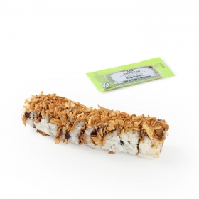 Crunch cali roll Sushi Daily